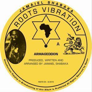 JAMAIEL SHABAKA / ARMAGEDDON (10inch)