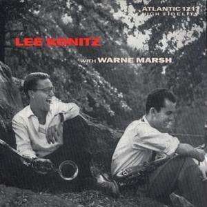 Lee Konitz /  Lee Konitz With Warne Marsh(LP)