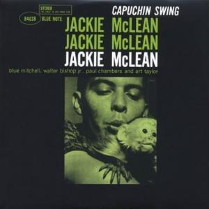 Jackie McLean /  Capuchin Swing(LP)