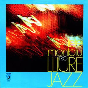Tete Montoliu Trio / Lliure Jazz (LP)