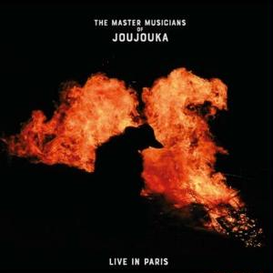 THE MASTER MUSICIANS OF JOUJOUKA / LIVE IN PARIS (CD)