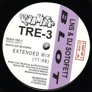 LNS & DJ SOTOFETT / BLOT (12inch)