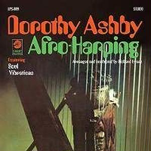 DOROTHY ASHBY / AFRO-HARPING (LP)