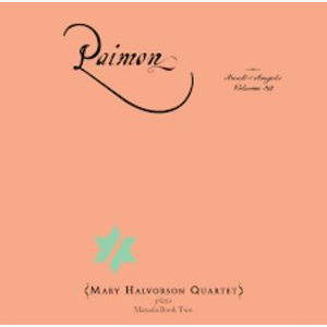 MARY HALVORSON / Paimon The Book Of Angels Volume 32 (CD)