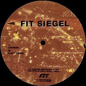FIT SIEGEL / CARMINE (12inch)