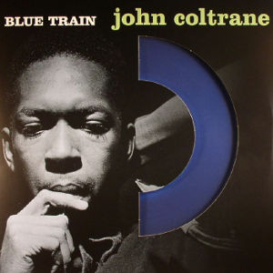 JOHN COLTRANE / Blue Train (LP/BLUE VINYL/180g)