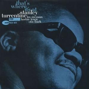 Stanley Turpentine /  That's Where It's At (LP)