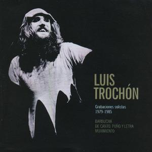 LUIS TROCHON / Grabaciones Solistas 1979-1985(2CD)