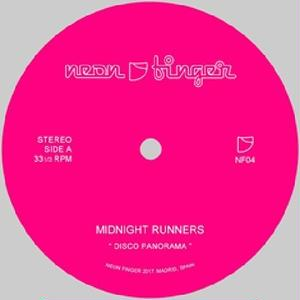 MIDNIGHT RUNNERS / DISCO PANORAMA(7inch)