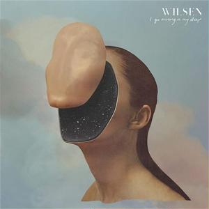 WILSEN / I go missing in my sleep (LP)DLコード付