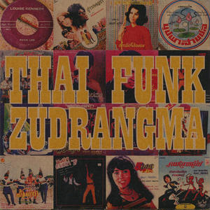 V.A / Thai Funk ZUDRANGMA vol.1(CD-R)