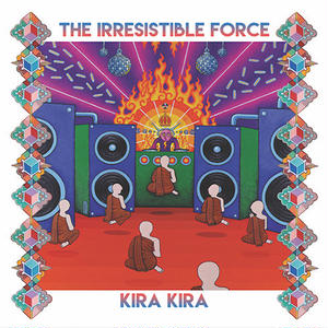 IRRESISTIBLE FORCE / KIRA KIRA (CD)