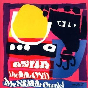 Lloyd McNeill Quartet / Asha(LP)