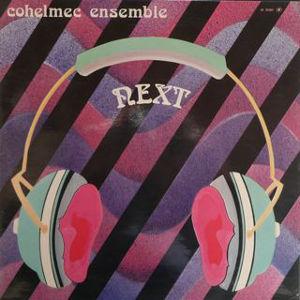 COHELMEC ENSEMBLE / Next (LP)
