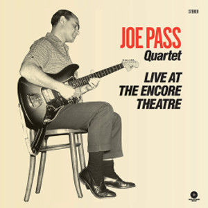 JOE PASS / Live At The Encore Theatre(LP/180g)