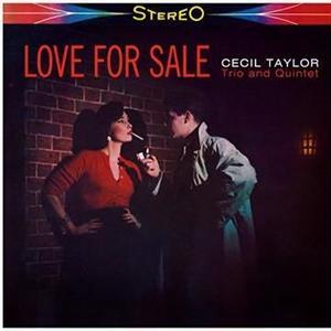 Cecil Taylor /  Love For Sale(LP) 180g