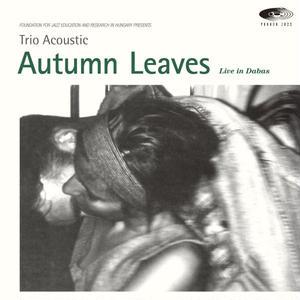 *11/3発売 レコードの日 TRIO ACOUSTIC / AUTUMN LEAVES (2LP)