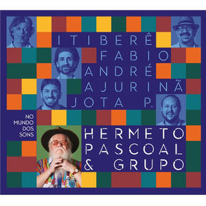HERMETO PASCOAL / NO MUNDO DOS SONS (2CD)