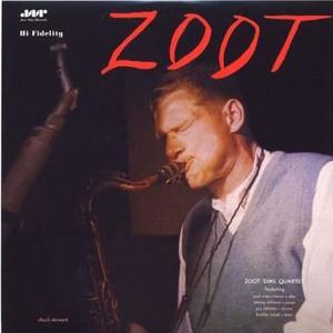 The Zoot Sims Quartet / Zoot (LP)180G