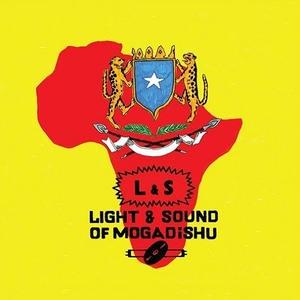 V.A. / LIGHT & SOUND OF MOGADISHU (LP)