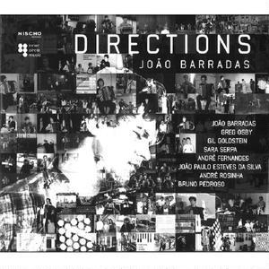 JOAO BARRADAS / DIRECTIONS(CD)