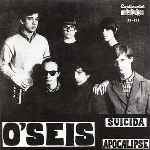 O'SEIS / SUICIDA : APOCALIPSE (7inch)