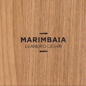 LEANDRO CESAR / MARIMBAIA(CD)【木製ハンドメイド・ジャケット】