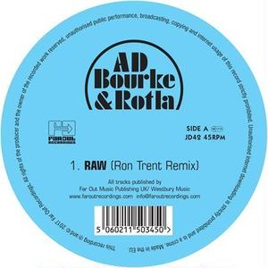 AD BOURKE & RAIDERS OF THE LOST ARP / RAW (12inch) 180g