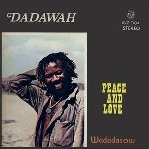 DADAWAH / PEACE AND LOVE(LP)
