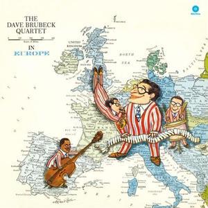 DAVE BRUBECK / In Europe(LP)180g