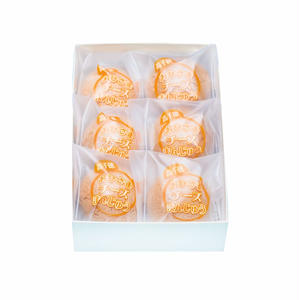 おひさまチーズまんじゅう 6個入り(化粧箱)