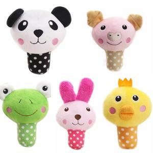 おもちゃ うさぎ、パンダ、ブタ、ひよこ、カエル