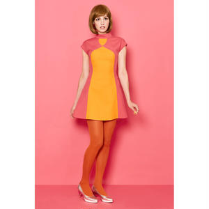 ピングーカットドレス