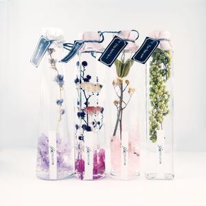 ロングボトル*4本セット【インテリア・ハーバリウム】