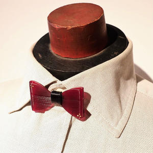 vinyl bow tie ‐ 赤盤 mini -