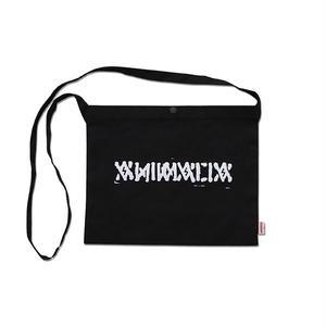 Musette Bag #001 / BLACK