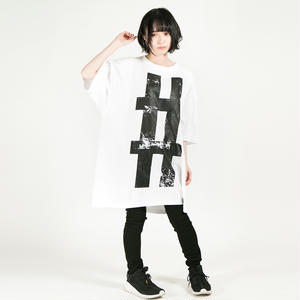 "HEDWiNG Tシャツ Big Hashtag ""#"" T-shirt / WHITE"