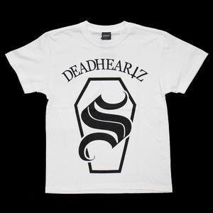 DEADHEARTZ × STREET ARTS LIMITED COFFIN Tees