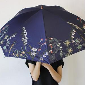 Everlasting Sprout エバーラスティングスプラウト 果実花刺繍の長傘(晴天日傘) 【送料無料】