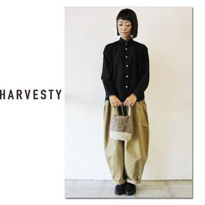 HARVESTY ハーべスティ チノサーカスパンツ CIRCUS PANTS #アイボリー、カーキベージュ、ミリタリーグリーン、ネイビー、ブラック 【送料無料】
