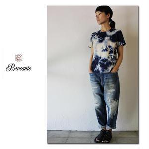 Brocante ブロカント デニム5Pエトランジュパンツ ♯加工 【送料無料】