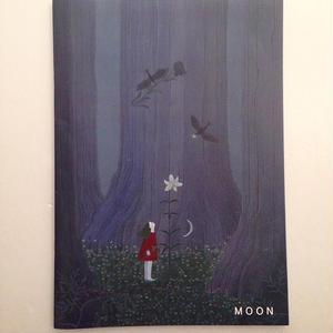 斉藤知子|MOON