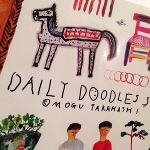 Mogu Takahashi|Daily Doodles ステッカー