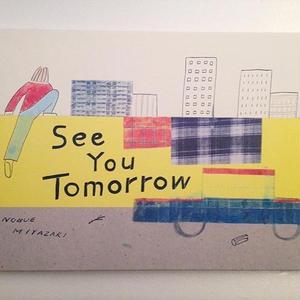 宮崎信恵(STOMACHACHE.)|See You Tomorrow