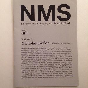 NMA #001