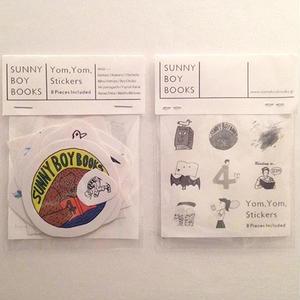 Yom, Yom, Sunny, Stickers