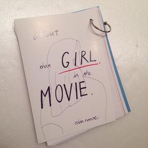 エヒラナナエ| about that girl in the movie.