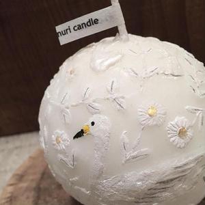nuri candle|白鳥(キャンドル)