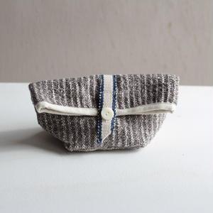 Gara-bou Pouch (Gray)