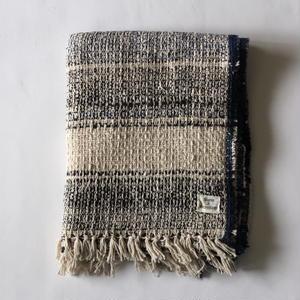 Gara-bou Medium Stole 50×190cm (Bolivian Gray)
